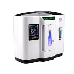 Wholesale Top grade high purity L flow home use medical portable oxygen concentrator generator DDT A