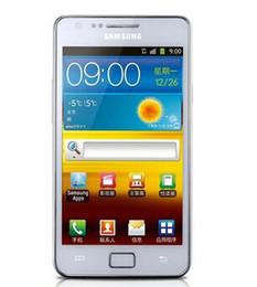 Gps refurbished online shopping - i9100 Unlocked Original samsung GALAXY SII S2 I9100 cell phone Android Wi Fi GPS MP camera Dual Core Refurbished