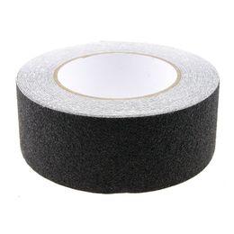 $enCountryForm.capitalKeyWord UK - Wholesale-10M Roll of Anti Slip Tape Stickers for Stairs Decking Strips For Stair Floor Bathroom Self Adhesive(Black)