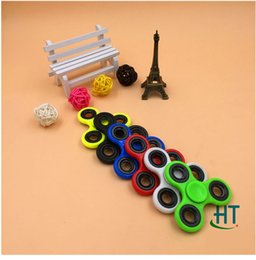 Stocks HandSpinner Fingertips Spiral Fingers Fidget Spinner EDC Hand Spinner Acrylic Plastic Fidgets Toys Gyro Toys Ship One day from fines spinner suppliers