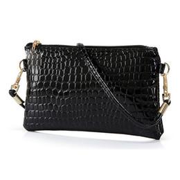 $enCountryForm.capitalKeyWord Canada - Wholesale- Women Messenger Bag Stone Pattern PU Leather Black mobile phone pack Day Clutch Girl Small Shoulder Bag Zipper Evening Handbag