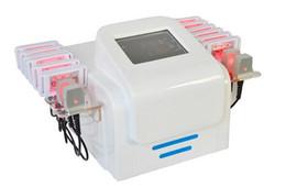 China 100mw 16 zerona laser pads! lipolysis laser weight loss slimming lipolysis laser machine suppliers