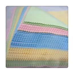 La mejor calidad ropa de limpieza de joyería de colores de plata paño polaco para plata joyería dorada limpiador paño de lavado envío gratis