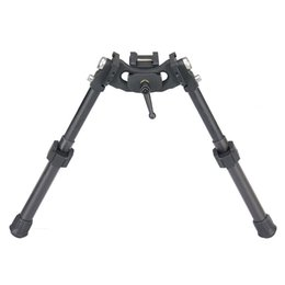 New Arrival LRA Light Tactical Bipod Long Riflescope Bipod pour Hunting Rifle Scope Livraison gratuite CL17-0031