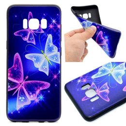 Feather galaxy online shopping - For Galaxy S8 J720 J320 A520 A320 J7 J3 A5 A3 Dreamcatcher Soft TPU Case Lace Feather Mandala Eye Flower Butterfly Silicone Skin
