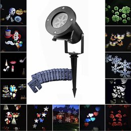 Captivating Online Shopping Christmas Projector Laser Light Replaceable Lens Colorful  Patterns Night Light Wedding Fairy Garden Lawn Good Looking
