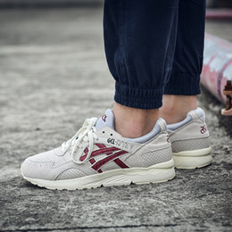 China 2019 Asics Gel Lyte V Men Women Running Shoes H5U1N-9001 H60RK-1189 Multicolor Online Boots Designer Sneakers Sport Shoes cheap asics gel lyte suppliers