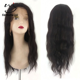 $enCountryForm.capitalKeyWord Canada - fast delivery natural straight free style human hair weaving lace wig accept customized samples full lace human hair wigs