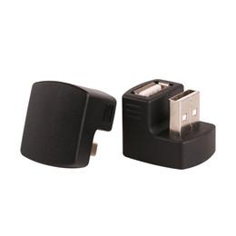 ZJT49 черный 180 градусов USB мужской женский удлинитель M / F адаптер кабель разъем для 3G маршрутизатор автомобиля