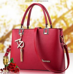 $enCountryForm.capitalKeyWord Canada - 2017 new wave of women's handbags simple handbag shoulder bag big bag Messenger bag on behalf of a European and American fashion