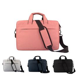 New Laptop bag macbook pro air 13 14 15 15.6 inch Nylon waterproof computer  bag handbags for men Women shoulder Messenger notebook bag d1de6f8cde