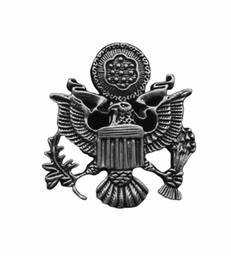 Chinese  Luxury American Presidential Badge Brooch For Mens Eagle Party Brooches Motorcycle Biker Retro Metal Broaches Collar Pin Broche Badge manufacturers