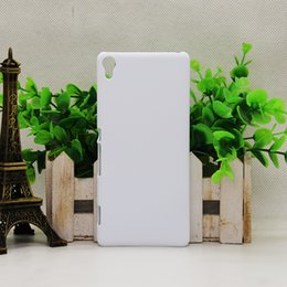sublimation printing for wholesale 2019 - FOR Sony Xperia X XA XP XR XP X COMPACT Xperia L1 XZ1 compact DIY 3D Blank sublimation Case cover Full Area Printed 20PC