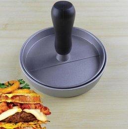 Hot Home Cooking tools Hamburguesas Empanadas Hamburguesa Hamburguesa Prensa Prensa de Carne Utensilios de Cocina Cocina Barra de Comedor Herramienta en venta