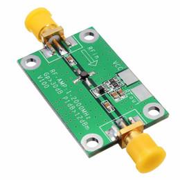 Amplifiers module online shopping - Freeshipping MHz Ghz Low Noise LNA RF Broadband Amplifier Module dB HF VHF UHF