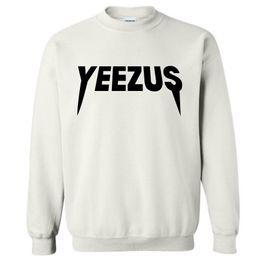 $enCountryForm.capitalKeyWord Canada - 2017 Hot YEEZUS brand clothing men t women's pullover thermal printing full-sleeved hip-hop men's Hoodies cotton pullover