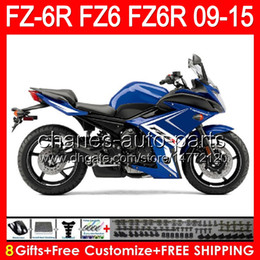 $enCountryForm.capitalKeyWord Australia - gloss blue 8gifts For YAMAHA FZ6R 09 10 11 12 13 14 15 FZ6N FZ6 89NO148 FZ-6R FZ 6R 2009 2010 2011 2012 2013 2014 2015 blue black Fairing