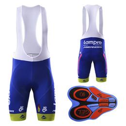 Vente en gros Team 2018 Lampre Merida Racing Suit vélo maillot ciclismo monter vêtements sécher rapidement été vêtements de vélo vêtements de sport