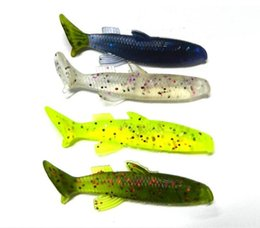$enCountryForm.capitalKeyWord Canada - 4 Colors Antique Fishing Lure 7cm 5.5g Simulated Rubber Lures Soft Worm Bait of Fly Fishing Tackle