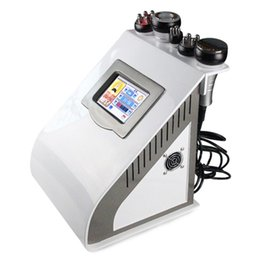 body fat remover NZ - 5 in 1 40K Cavitation+RF Lipo+Vacuum+Body RF+Face RF with infrared salon equipment skin Firm machine Weight loss and fat burst instrument