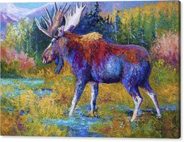 $enCountryForm.capitalKeyWord Canada - Giclee the urge to merge autumn-glimpse oil painting arts and canvas wall decoration art Oil Painting on Canvas