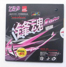 $enCountryForm.capitalKeyWord NZ - The best RITC 729 FASTER (Quick-Attack) table tennis rubber with sponge