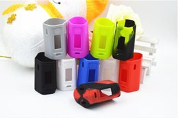 Discount mini silicone sleeve - RX Mini 80W Silicone Case Colorful Rubber Sleeve Protective Cover Skin For Wismec Reuleaux RX Mini 80W Mod DHL Free