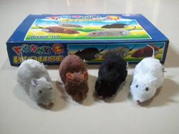 $enCountryForm.capitalKeyWord Canada - Plush mouse on the chain clockwork small children's educational toys nostalgic recognize animal pet cat dog toys