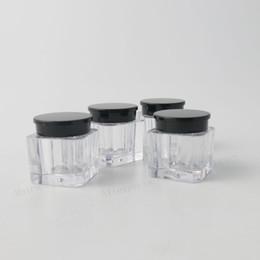 d93d7c8cd59a Make glasses case online shopping - 500 X G clear Powder Sample Jar CC Mimi  PS Make