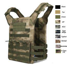 Combat vests online shopping - Outdoor Sports Outdoor Camouflage Body Armor Combat Assault Waistcoat Tactical Molle Vest Plate Carrier Vest NO06