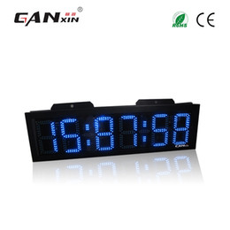 Large Led Blue Digital Wall Clock NZ Buy New Large Led Blue