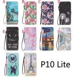 coconut flowers 2019 - Flower Coconut tree Leather Wallet Case For Samsung Galaxy S8 Plus J3 A3 A5 2017 Huawei P8 Lite P10 Lite Bird Dreamcatch