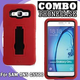 $enCountryForm.capitalKeyWord NZ - Shockproof For Samsung galaxy ON5 Alcatel Stellar TRU 5065 Kickstand Hybrid robot combo phone case