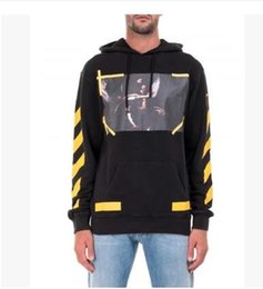 a2367ea4c924 Off White Hoodie Men Women Religion Jesus Our Lady Kanye West Off White  Abloh Virgil Sweatshirt Pullover Off White Hoodie