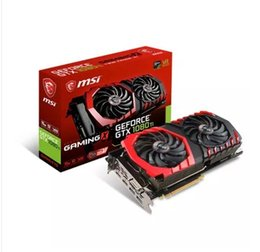 Msi fan online shopping - MSI GTX1080TI GAMING X GB non public version of the gaming independent graphics card
