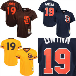pretty nice a50b7 15477 19 tony gwynn jersey day