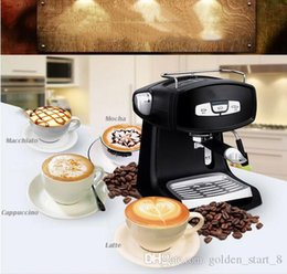 commercial and home type steam coffee machine 15bar 850w pump 12l coffee maker italian style semi automatic hot drinks maker - Commercial Coffee Makers