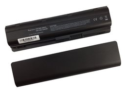 Hp Cq62 Laptop UK - 5200mAh Laptop Battery For HP Pavilion CQ32 CQ42 CQ62 593553-001 MU06 MU09 G6 Series