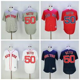 384459e504d ... boston red sox baseball jerseys cheap 50 mookie betts jersey men  flexbase all ...