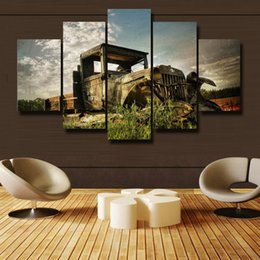 Beautiful Homes Paint Pictures NZ - 5 Pcs Set Beautiful picture HD Picture Canvas Print Painting Modern Canvas Wall Art Gift For Home Decoration #176
