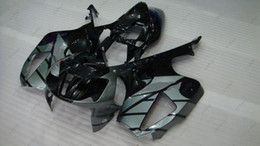 Rc51 Fairing Black Canada - ABS Fairing for Honda VTR1000 RR 06 05 Full Body Kits RTV1000R RC51 03 04 Black Silvery Fairings SP1 SP2 01 02 2000 - 2006