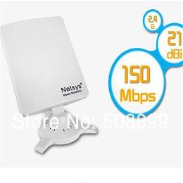 $enCountryForm.capitalKeyWord NZ - Wholesale- Netsys 9000wn Clipper B G N USB 98DBI WiFi Wireless Network Card Receiver Adapter wi-fi Receiver High Power for PC Computer New