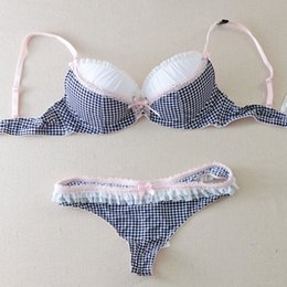 4d174f71f3506 Beautiful Lingerie Brand Womens Underwear Lingerie Cute Bra Set Matching  Sexy Bra and Panty Sets for Women