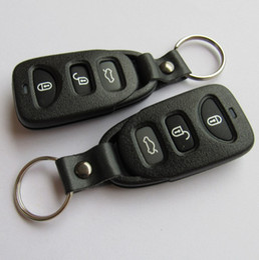 Hyundai Remote Key Replacement Canada - Automobiles replacement car key case for hyundai 3 buttons remote key blank shell fob key cover