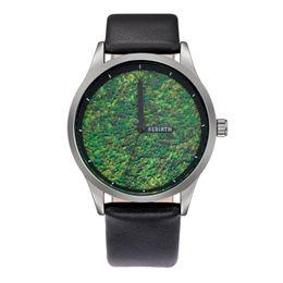 $enCountryForm.capitalKeyWord UK - Hot Style Men Watch 4 Colors Black White Leather Watch Strap Band Quartz Wristwatch For Men Women Couple