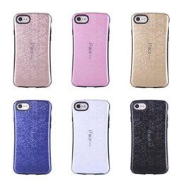 Tpu cover shining online shopping - iface armor TPU PC in1 hybrid protect Case mobile cell phone cover For iphone7 s samsung Huawei LG shine luxury