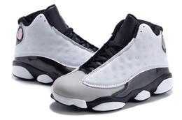 Orion Shoes Australia - Comfortable Hot sale XIII 13 CP3 Basketball Shoes 13s Black Orion Blue Sunstone Athletics Sneaker Kids Men Sports shoe 13s Trainers