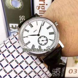 japan movement watches 2018 - Luxury Brand CALATRAVA 5120 5120G-001 5120J-00 White Dial Japan Miyota 8215 Movement Automatic Mens Watch Leather Strap