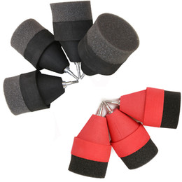 Chinese  Black Red Soft Sponge Foam Hunting Arrowhead Game Practice Broadhead Tips For Archery Sports Club CS Shooting manufacturers