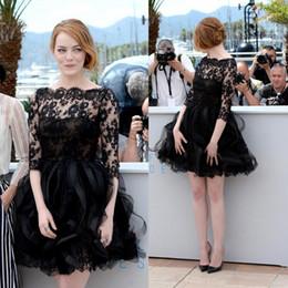 3 4 sleeve cocktail dresses uk celebrity